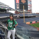 @ a private pregame party @ Phillies Stadium
