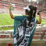 Eagles vs Cardinals 2012