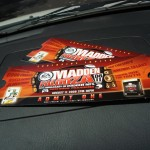 My MaddenPalooza Tickets