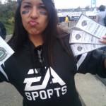 Eagles @ Raiders 2009